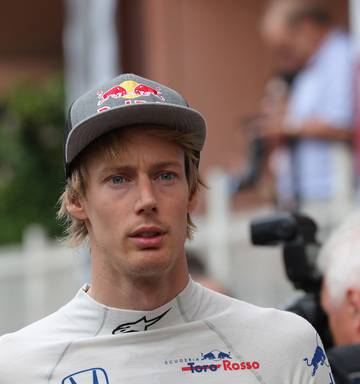 732a2e47 'Politics' - Brendon Hartley reveals plans to cut him from Toro Rosso F1  seat started in Monaco