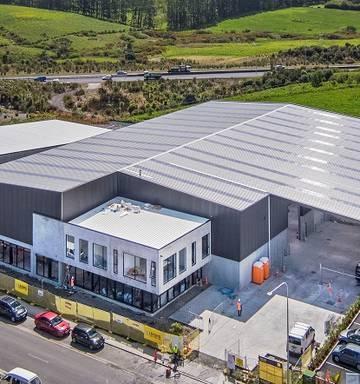 Big tenanted Hobsonville site - NZ Herald