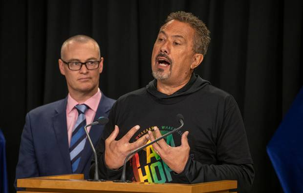 Mental health campaigner Mike King has praised the Government's plan but says targeting particular groups isn't the answer. Photo / Mark Mitchell
