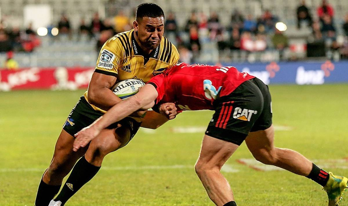 Super Rugby Aotearoa: Former All Black Julian Savea focused on securing future with Hurricanes beyond 2020
