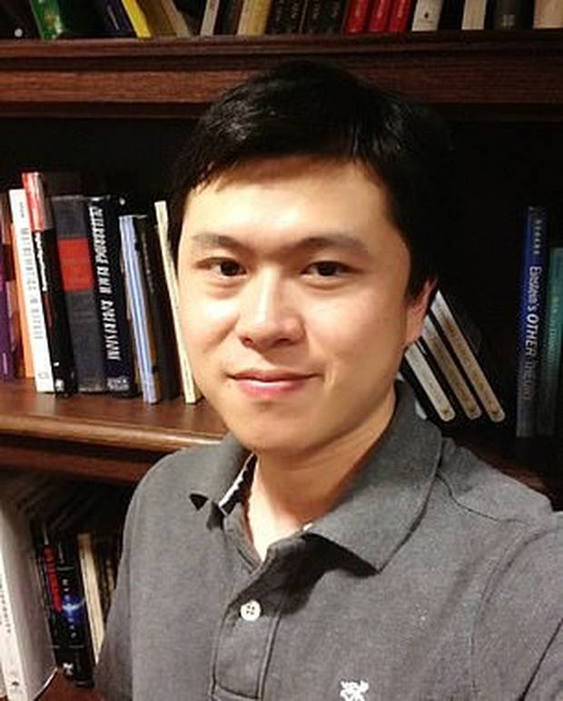 Dr Bing Liu was working on important coronavirus research. Photo / Supplied