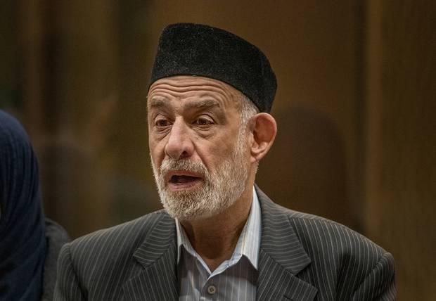 Mohammad Atta Ahmad Alayan speaks about his son, Ata Mohammad Ata Elayyan. Photo / Pool