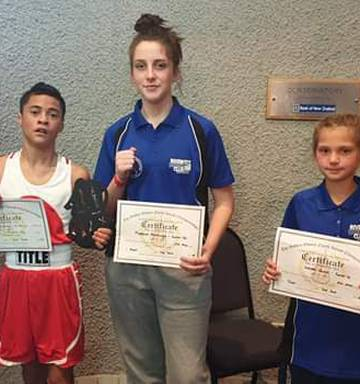 River City Boxing Club Wanganui fighters perform well in Taupō - NZ