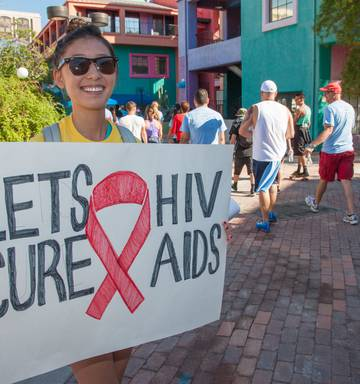 HIV breakthrough: New treatment shows extraordinary trial results