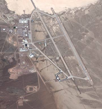 US Air Force warns of joke event to 'storm Area 51' - NZ Herald
