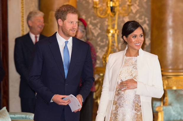 Prince Harry and his wife will move to Frogmore Cottage in Windsor later this month. Photo / AP
