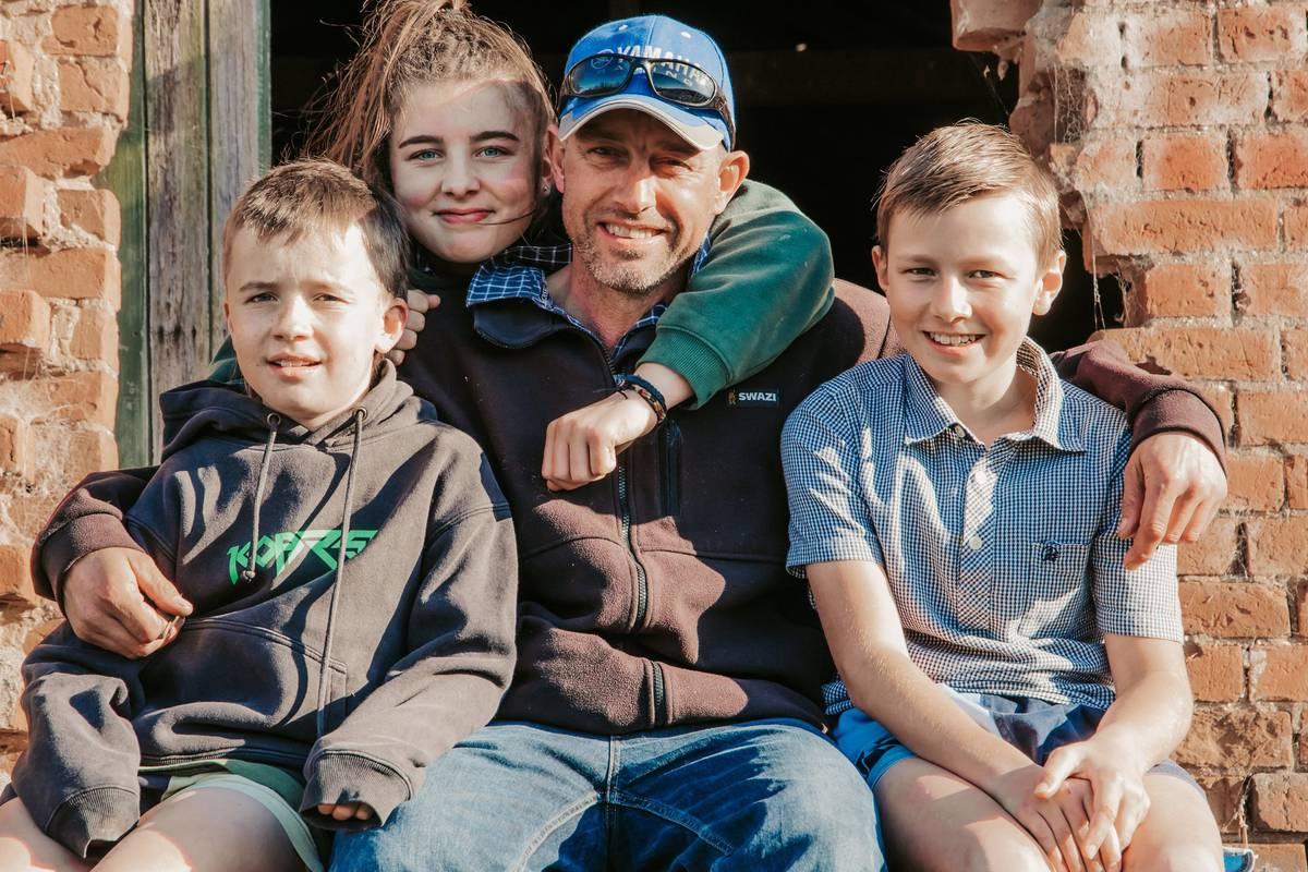 Otago farmer's upsetting cancer diagnosis after shrugging off headaches