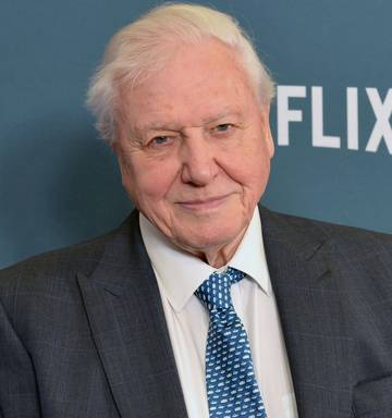 David Attenborough admits he doesn't have long to live - NZ