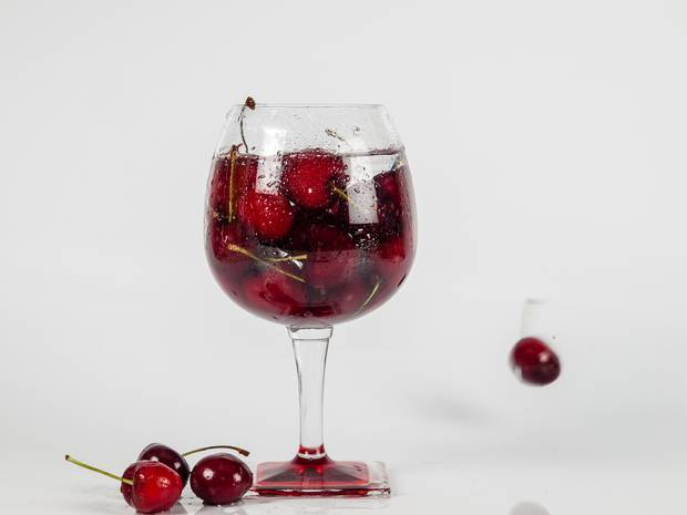 Tart cherry juice is well known for aiding sleep. Photo / Getty