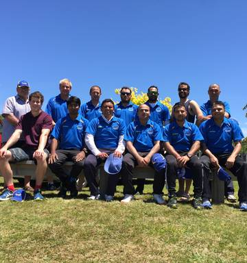 Cricket newcomers carry off crown - NZ Herald
