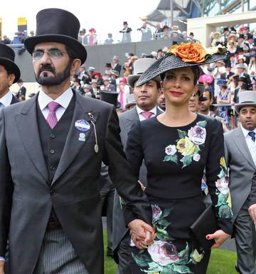 The Jordanian princess taking on Dubai ruler and the Kiwi