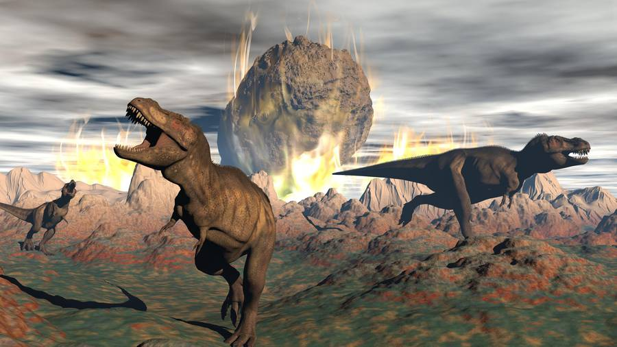 Dino-killing asteroid ended photosynthesis for up to two years