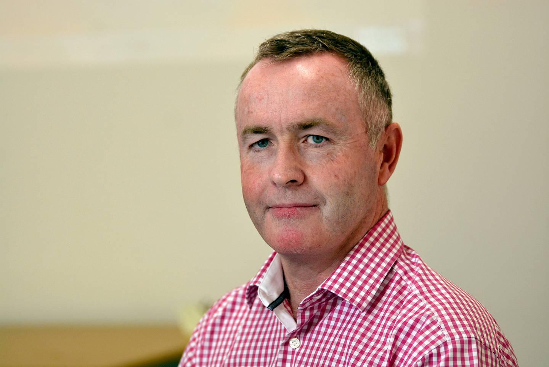 Simon Wallace, chief executive of the NZ Aged Care Association. Photo / George Novak, File