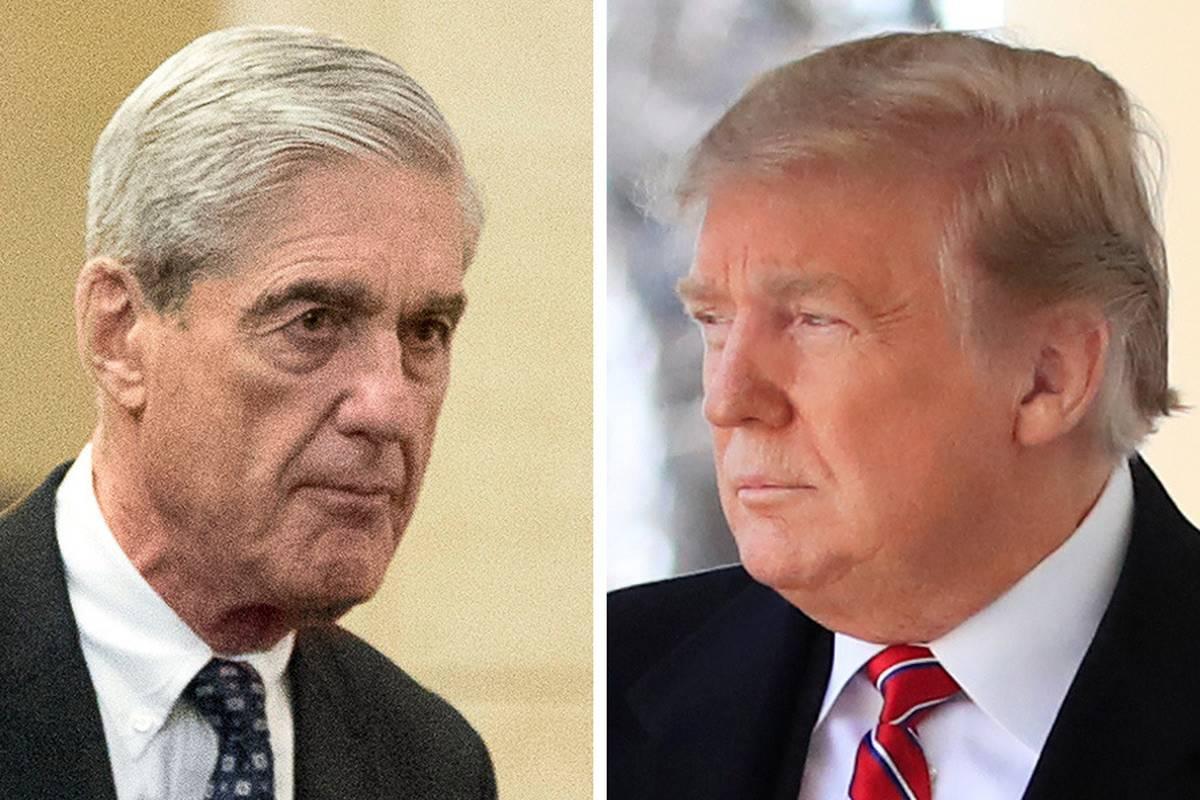 Comment: Donald Trump owes Robert Mueller an apology