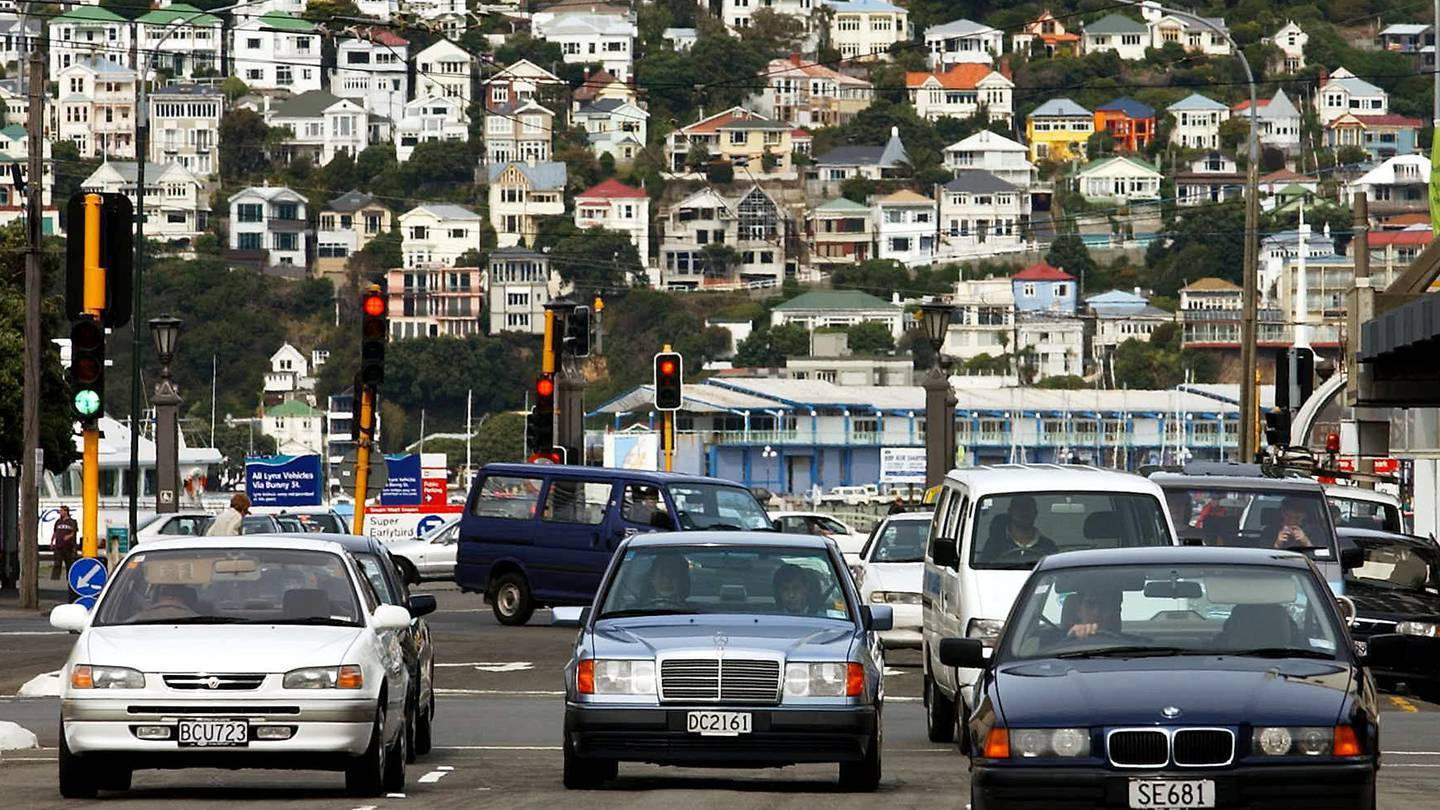 The cost pressure of the $6.4 billion Let's Get Wellington Moving project is of increasing concern in the Local Government sphere. Photo / Mark Mitchell