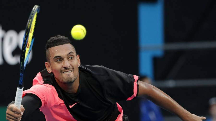 Fuming Tsonga loses cool at Aus Open fan