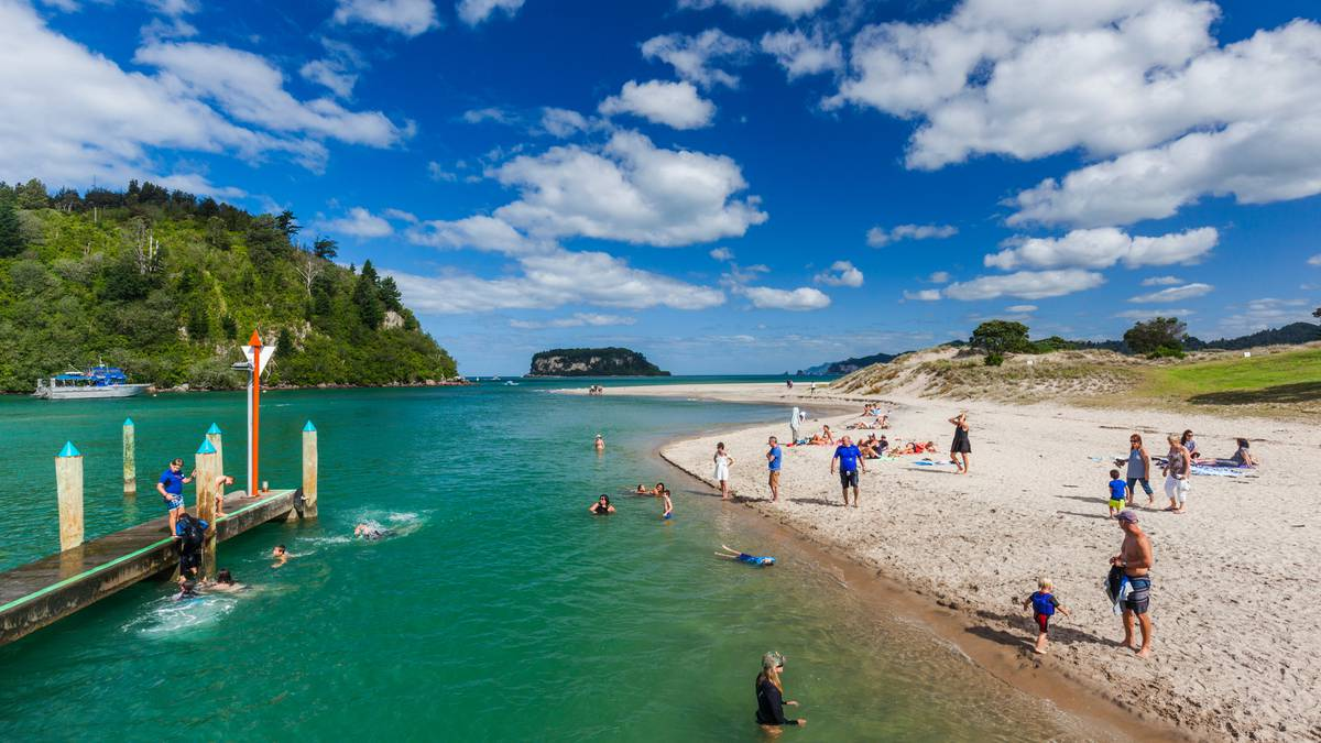 New Zealand's Finest Seashore: Coromandel's Whangamatā and Mangawhai in Northland – NZ Herald