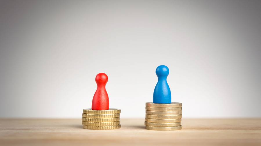 Two thirds of gender pay gap 'unexplained', says ONS