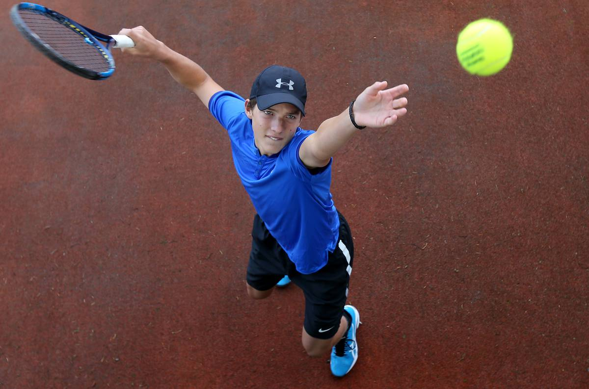 Corban Crowther moving up European rankings