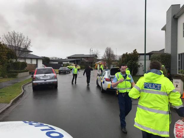 Christchurch explosion: New Zealand city street evacuated as 'bomb-like' sound erupts