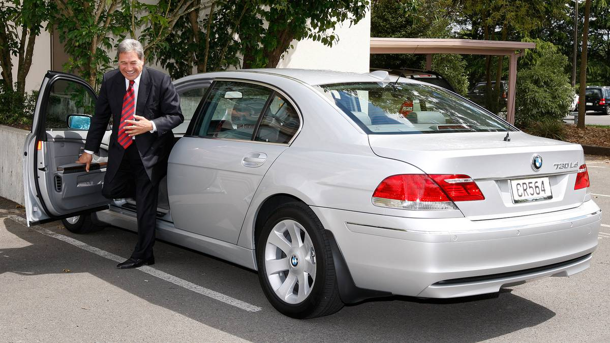 Government bolsters its green ministerial vehicle fleet with fully battery-electric Audis - NZ Herald