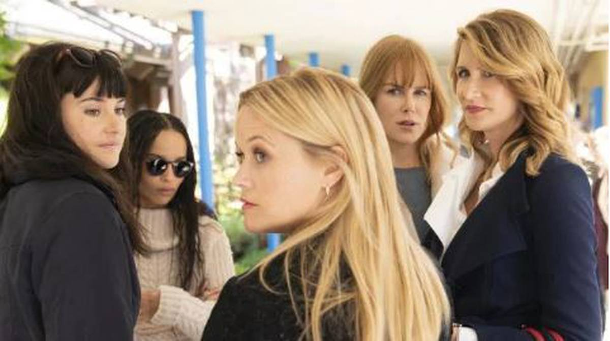 Big Little Lies' backstage scandal