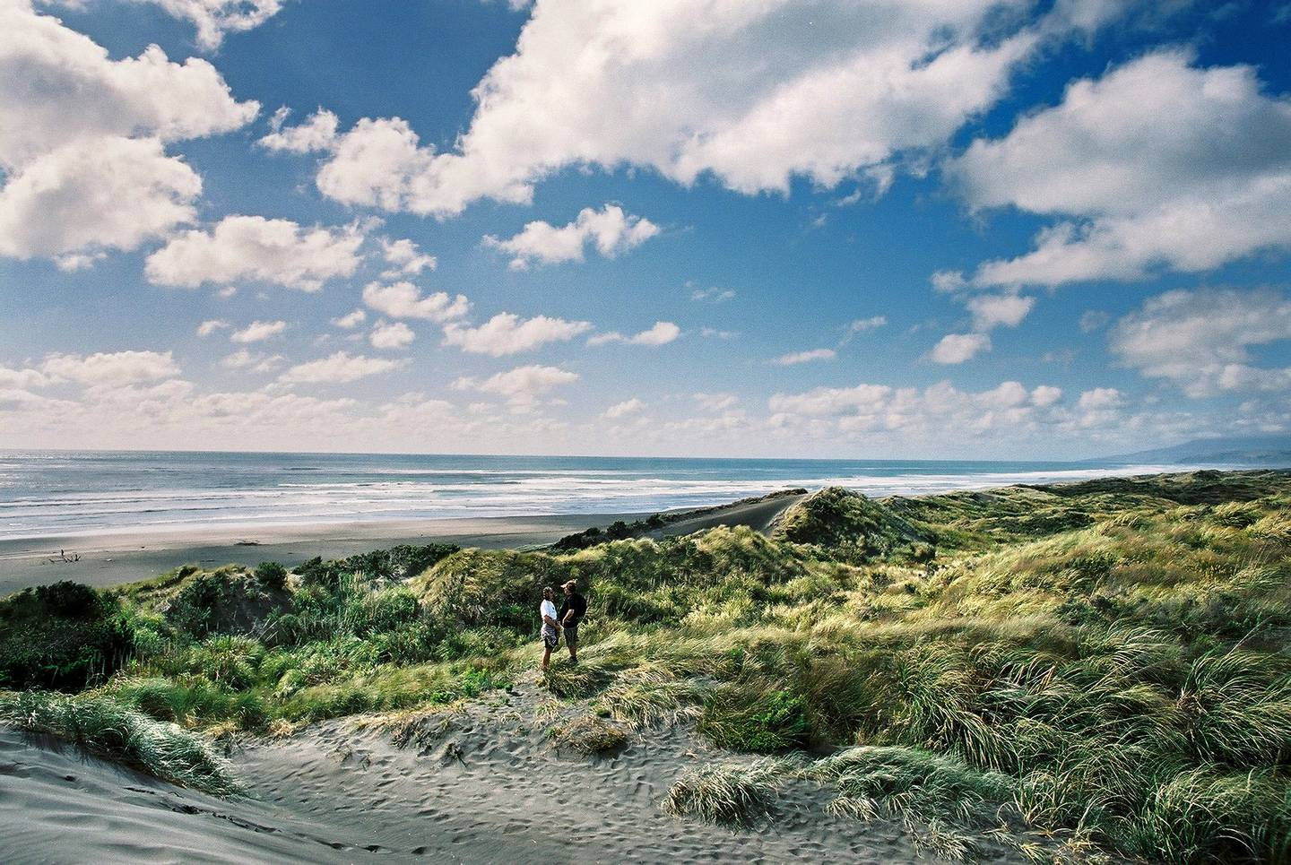 The 'other' Hot Water Beach: Kawhia, West Waikato. Photo / Supplied
