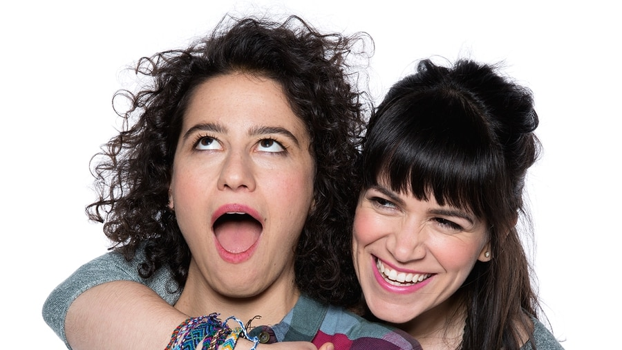 You won't hear Trump's name once during 'Broad City' season 4