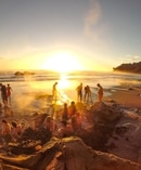 Hot Water Beach is being promoted in a new Tourism New Zealand campaign. Photo / Supplied