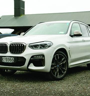 BMW X3: Ready for the Rough - NZ Herald