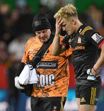 Rugby: 'Surgery all done': All Black Damian McKenzie begins