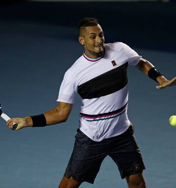 76313ae523f30b Nick Kyrgios gives fans the full whirlwind treatment vs Rafael Nadal ...