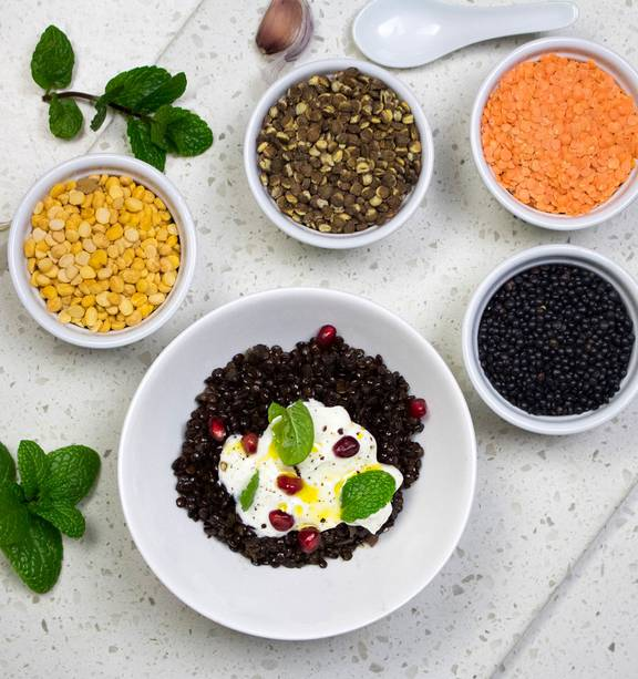 Beluga Lentils With Spices Nz Herald