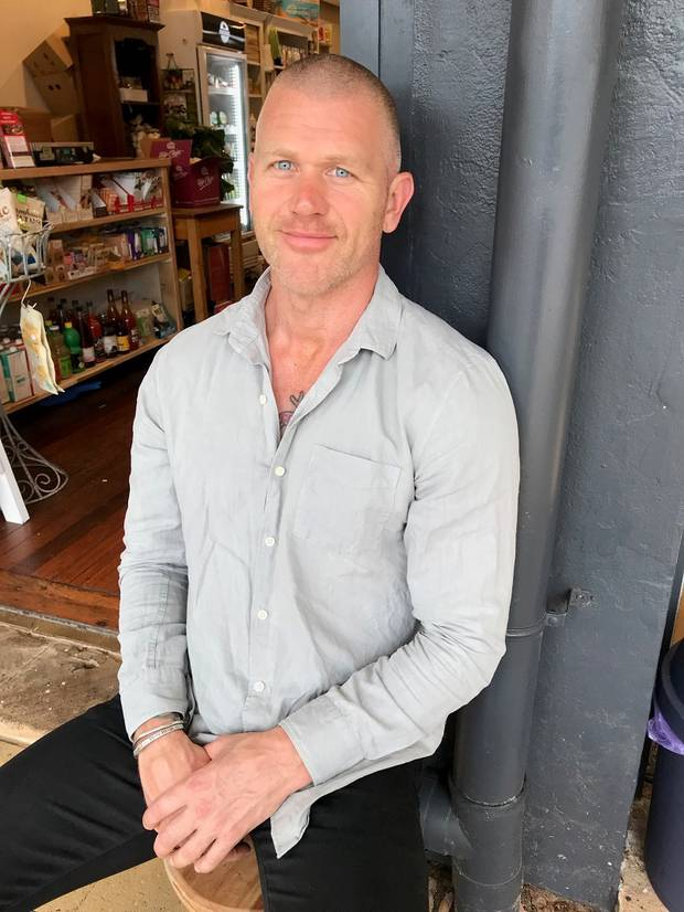 Scott Gooding, author of The Keto Diet Cookbook. Photos / Guy Bailey & Scott Gooding
