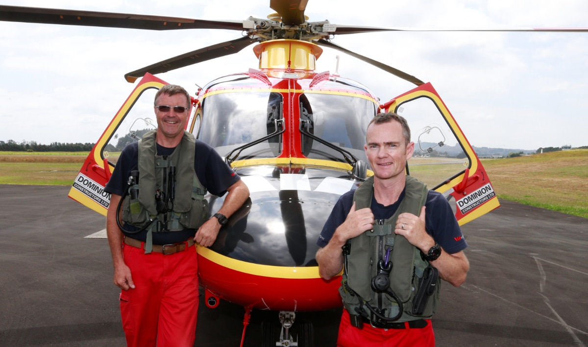 Covid 19 coronavirus: Rescue helicopter pilot's warning to drone users