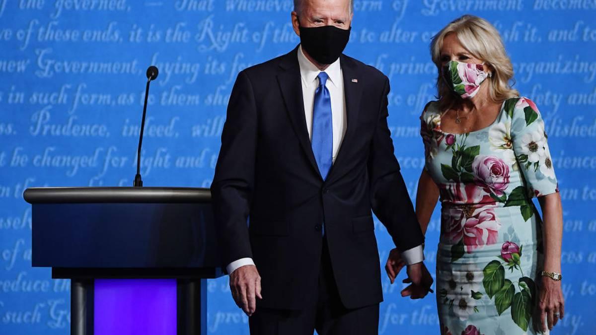 Opinion: Jill Biden the real winner of last US presidential election debate - NZ Herald
