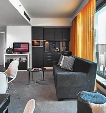 Room Check Adina Apartment Hotel Berlin Nz Herald