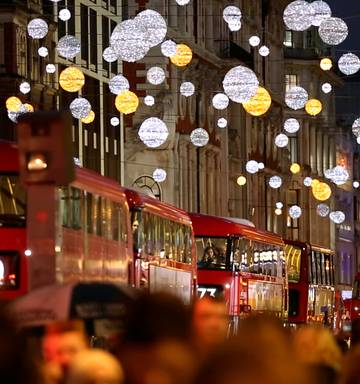 Why Christmas Is The Best Holiday.Why London Is The Best Place To Spend Christmas Holidays