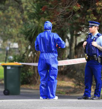 West Auckland Homicide Police Talking To People Who Were At Property Where Woman Found Dead Nz Herald