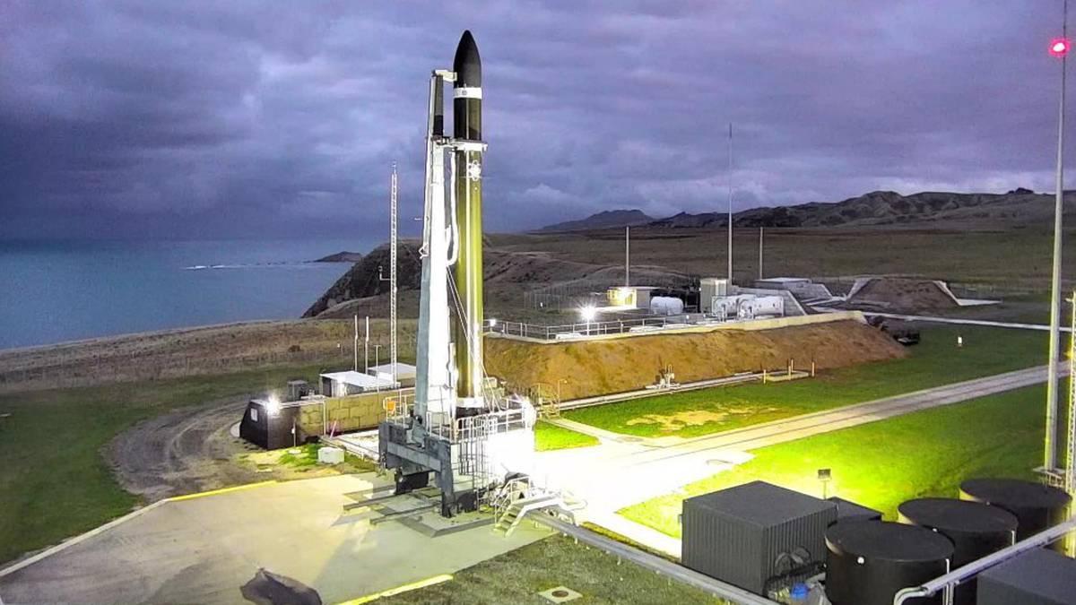 Watch again: Rocket Lab's controversial Gunsmoke-J launch - NZ Herald