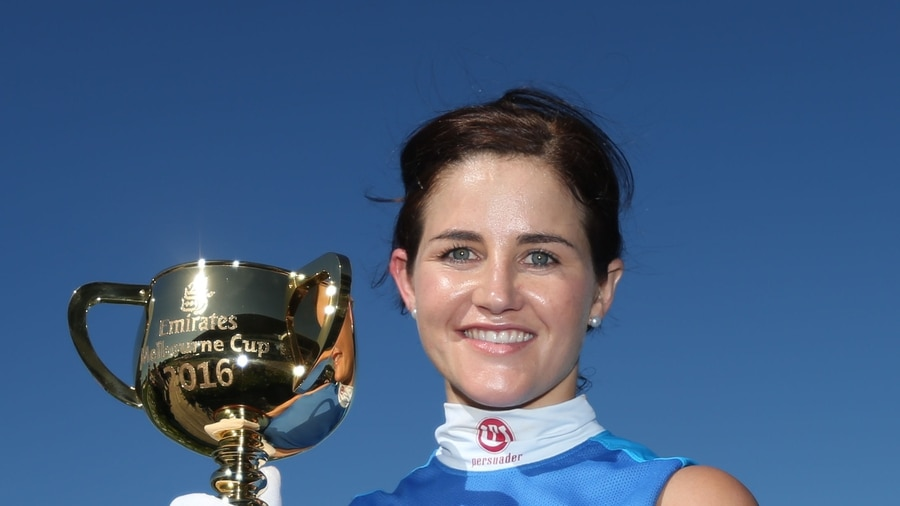 Shock after Melbourne Cup winning jockey stood down