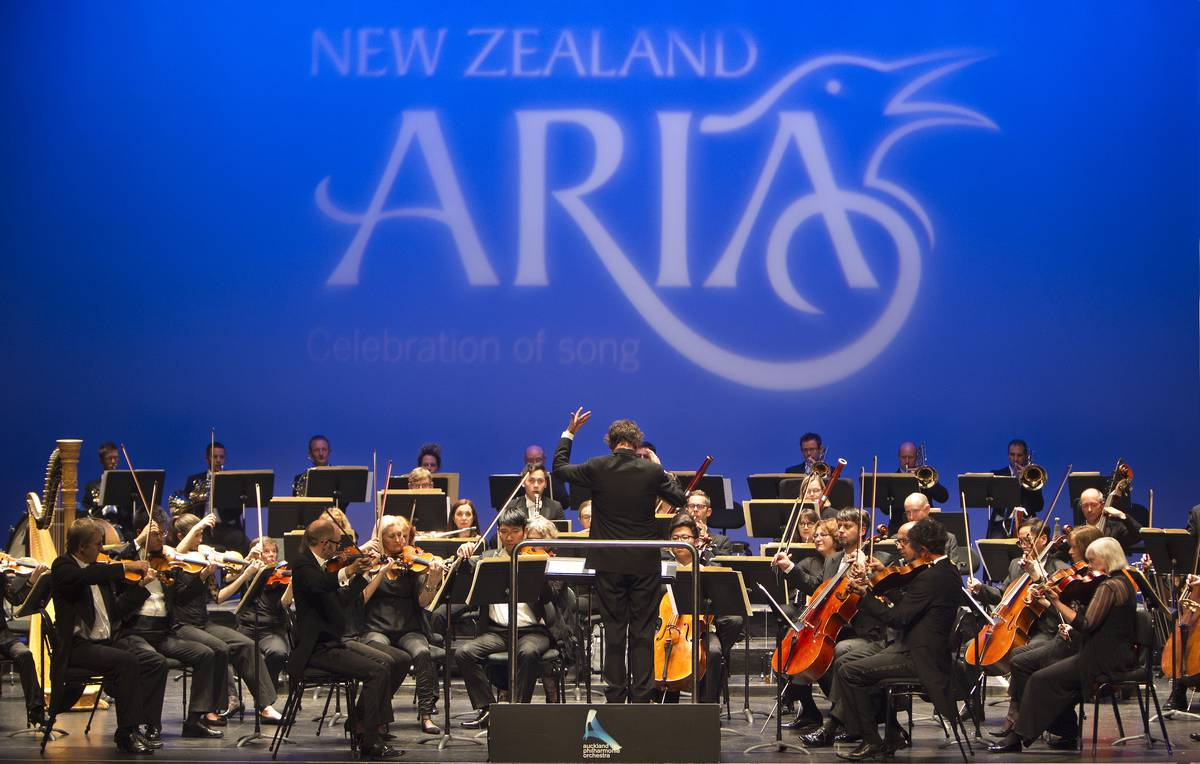 New Zealand Aria Finalists Take To The Stage Tonight