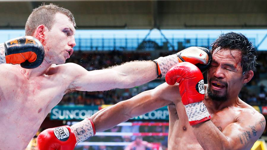 Manny Pacquiao withdraws from November rematch with Jeff Horn