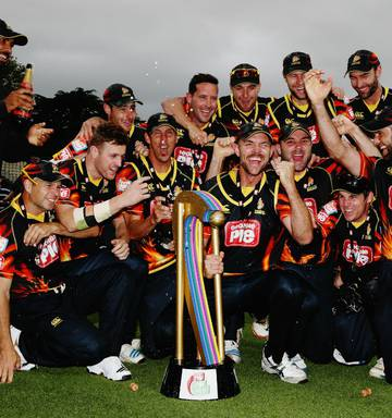 Champions League T20 Competition Canned Nz Herald