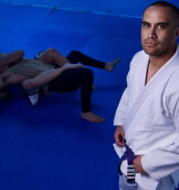 Improving lives through Brazilian Jiu Jitsu, the 'Art of