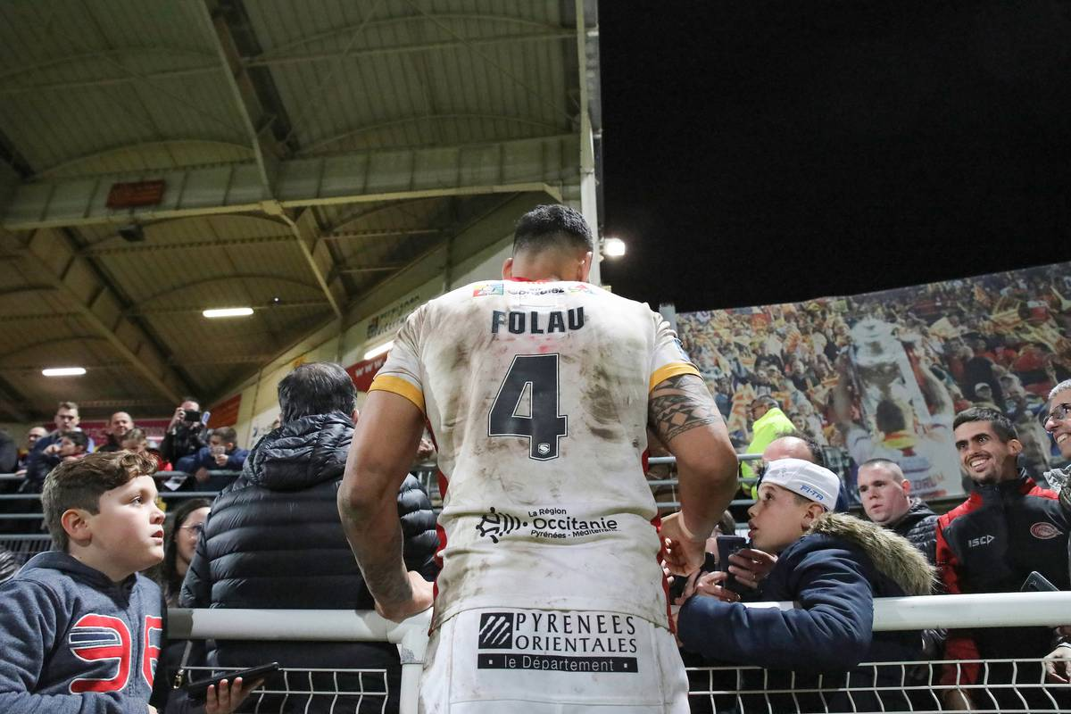 Rugby League: Former Wallaby star Israel Folau a 'no-show' after controversial comeback match