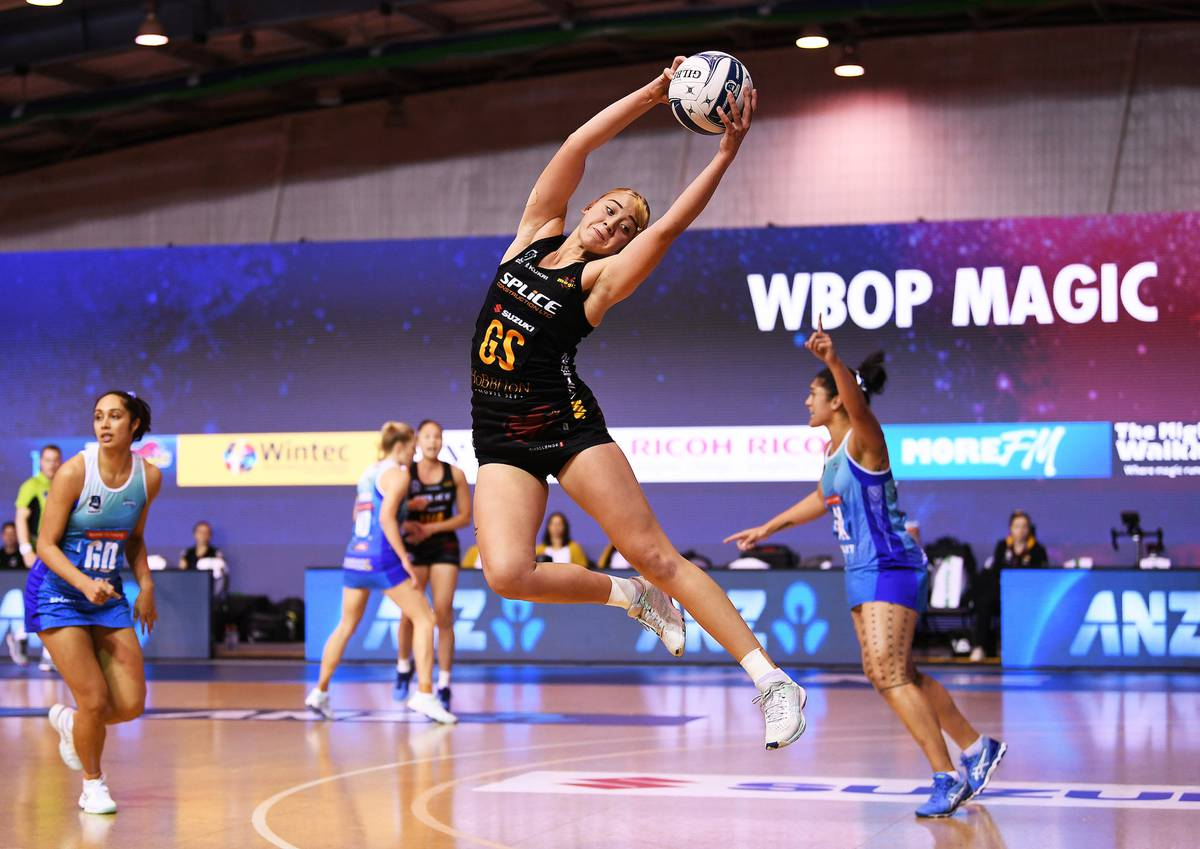 Netball: Northern Mystics reclaim second place on ANZ Premiership table with victory against Waikato-BOP Magic