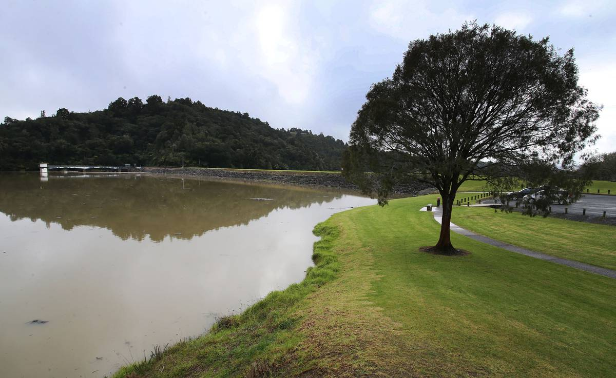 Northland's Wild weather: Whangārei, Paihia residents asked to save water as reservoirs fall low