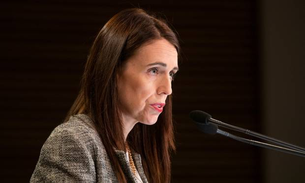 Speaking to media in Wellington this morning, PM Jacinda Ardern stressed that