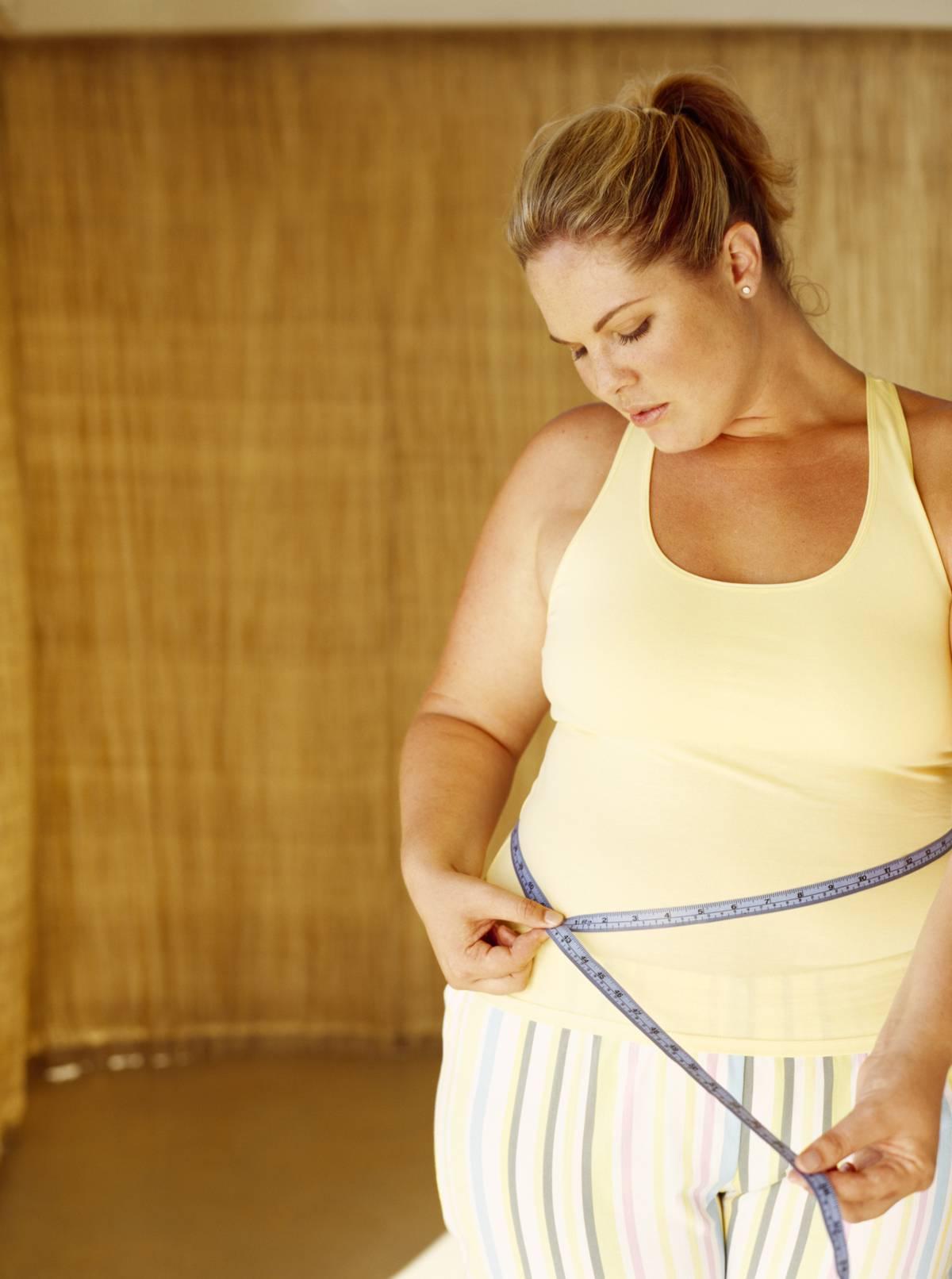 лишний вес и проблемы с зачатием